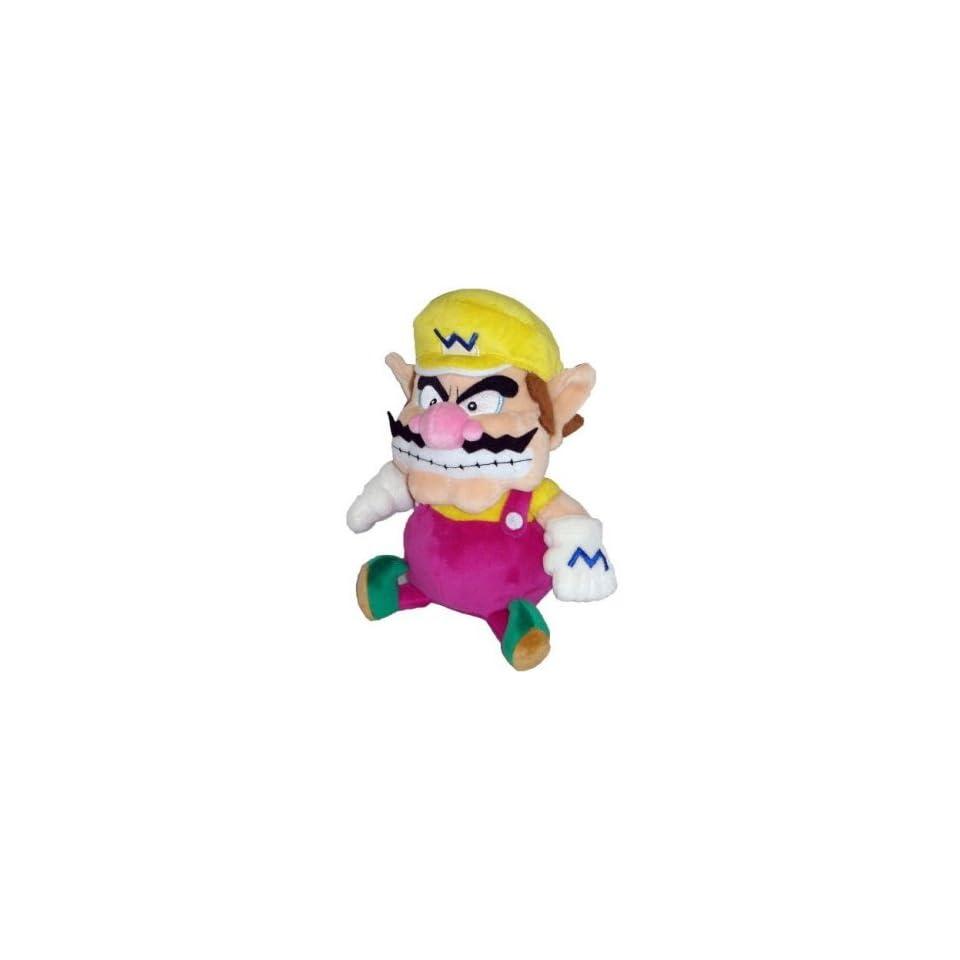 Nintendo Super Mario Bros. Wario Plush