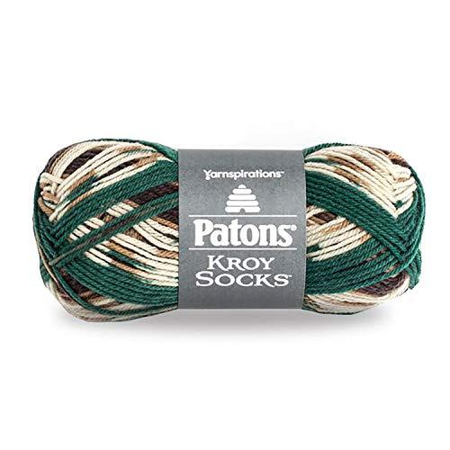 Patons Kroy Socks Yarn Woodsie