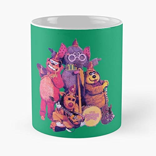 Banana Splits Cartoons Saturday Morning Cool - Coffee Mug-11 Oz,white Unique Birthday Gift-the Best Gift For Holidays. (Cartoon Characters From The 60s And 70s)