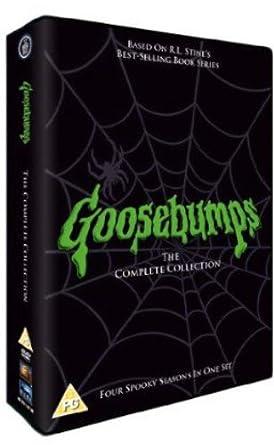 Goosebumps - The Complete Collection DVD Reino Unido: Amazon ...