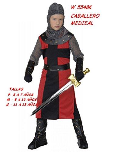 WIDMANN Disfraz de Caballero Medieval: Amazon.es: Productos para ...