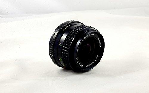 Minolta 28mm f/3.5 MD-Mount Manual Focus Prime ()