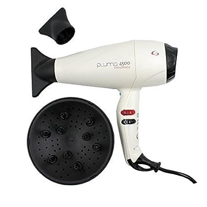 Ga.ma Secador Pluma Endurance Blanco - 400 gr