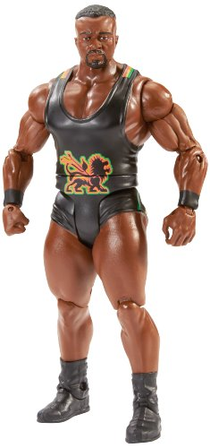 WWE Series #36 Big E Langston Action Figure ()