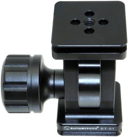 26.45lbs Capacity SunwayFoto DT-02 Monopod Head