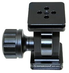 SunwayFoto DT-01 Monopod Head, 26.45lbs Capacity