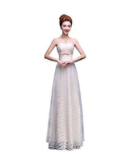 Ad Linea Beige A Vestito Donna Drasawee qvSxnwPEf5