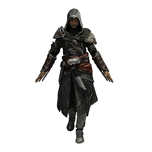 McFarlane Toys Assassin's Creed Series 5 Il Tricolored Ezio Auditore Action Figure (Assassin's Creed Revelations Best Sword)