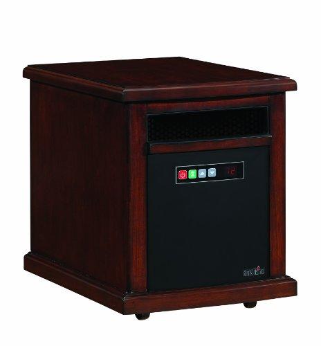 Portable Electric Air Filter : Duraflame infared quartz electric portable heater air