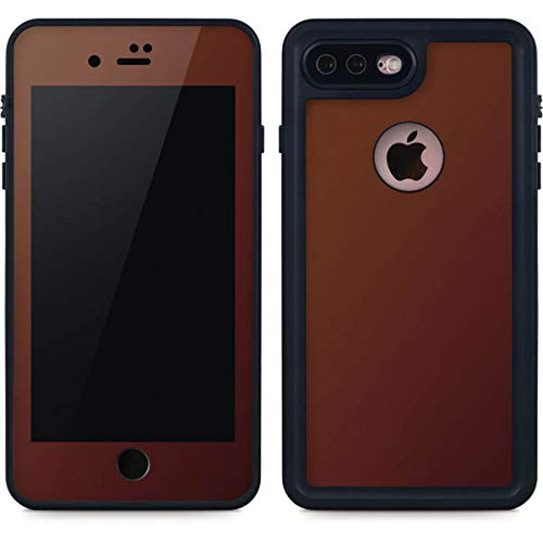 Skinit Desert Bronze Chameleon iPhone 8 Plus Waterproof Case - Officially Licensed Skinit Originally Designed Phone Case Waterproof - Snow, Dust, Waterproof iPhone 8 Plus Cover Chameleon Cell Phone Cover Case