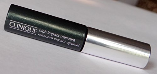 Amazon.com : Clinique High Impact Mascara 01 Black Mini-size : Beauty