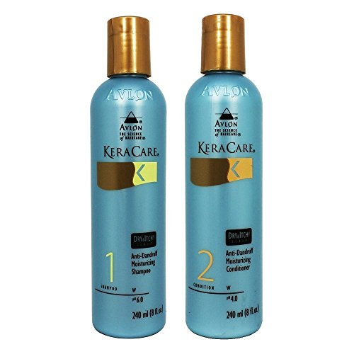Keracare Hydrating Shampoo (Avlon Keracare Dry Itchy Scalp Shampoo and Conditioner Set)