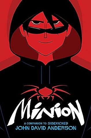 book cover of Minion