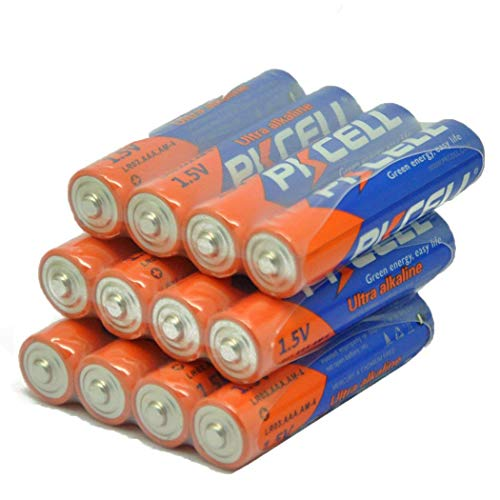 12 Pack AAA LR03 1.5V Alkaline Battery