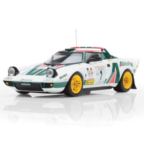 1/43 Lancia Stratos HF#1 1976 Tour de Corse(ホワイト) 8243