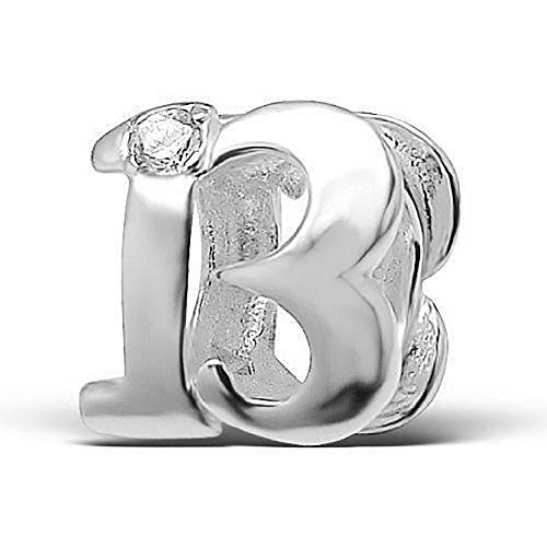 number 13 bracelet - 4