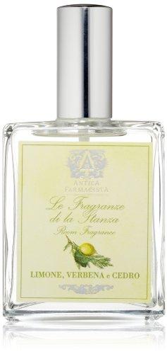 Lemon Verbena Scent - Antica Farmacista Room Spray, Lemon, Verbena & Cedar, 3.4 fl.oz.