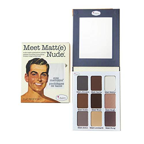 (theBalm - Meet Matt(e) Nude Eyeshadow Palette)