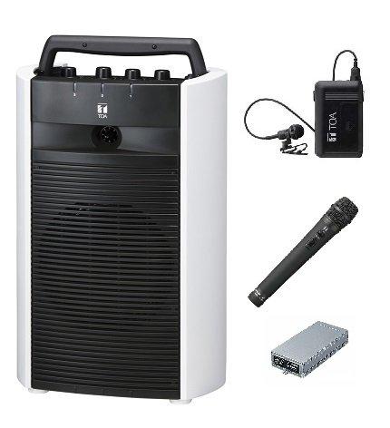 日本初の TOA WA-2800CD×1 デジタルワイヤレスアンプ(CD機能付き)ワイヤレスマイクセット WA-2800CD×1 ダイバシティ WTU-1820×1 WM-1220×1 TOA WM-1320×1 ダイバシティ B00O9Q5XW6, アサカシ:f507f881 --- woxpedia.com