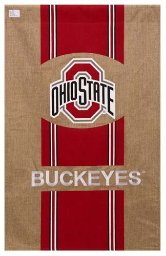 NCAA Vertical Flag Size: 44