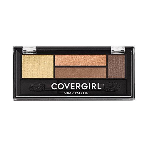 COVERGIRL - Eyeshadow Quads - Packaging May Vary
