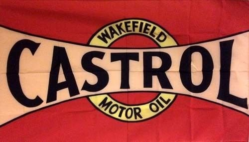 KEFIELD LOGO FLAG BANNER 3X5 retro vintage style gas & oil sign (Sign Gas Oil)