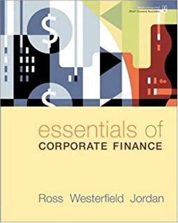 Essentials of corporate finance 8th edition standalone book essentials of corporate finance fandeluxe Image collections
