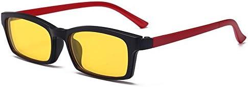 BiuTeFang Gafas de Sol Mujer Hombre Polarizadas Cuadrado ...