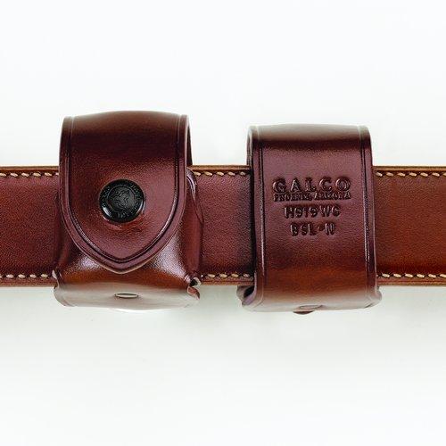 Galco BSL-L Belt Speedloader Carrier, Tan