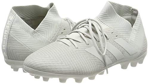 Football argent Teinte Gris Adidas Pour De Nemeziz Homme 3 Blanche Ag Chaussures Cendr S18 18 Argent yOqOYzwv