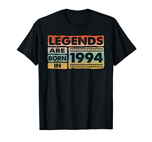 Legends Born In 1994 , 25th Birthday Gift 25 Yrs Years Old