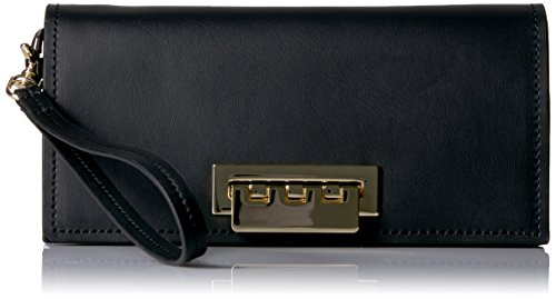 ZAC Zac Posen Earthette Wristlet, Black by ZAC Zac Posen