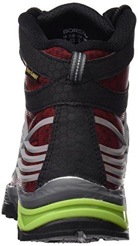 Hurricane Zapatos para W's Rojo Boreal Deportivos Mujer dwAWUO8wRq