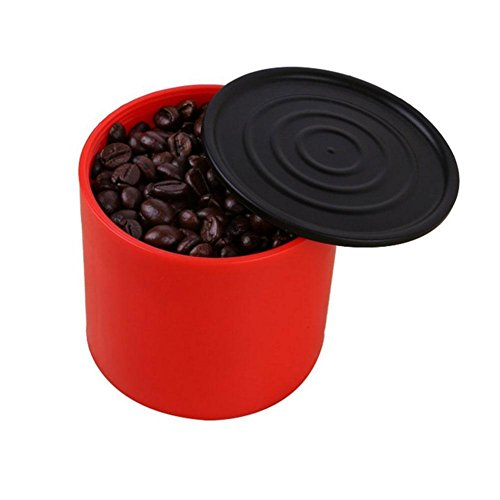 BleuMoo Manual Coffee Maker Hand Pressure Portable Espresso Machine Coffee Pressing Bottle (Red) by BleuMoo (Image #3)