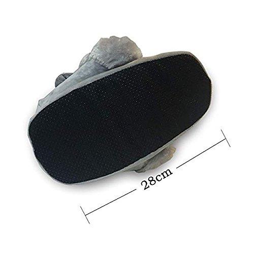 onesize Adultes européennes Star antidérapant Pantoufles 42 Ultra Léger Maison 39 pour Tailles pour Les Chaussures Licorne Souples Chaussons ZZYOU Ptqx0Ut