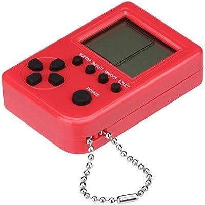 Auppova Games Toy For Kids Mini Retro Tetris Game Console Toys Handheld Recreational Machines Amazon Com Au Electronics