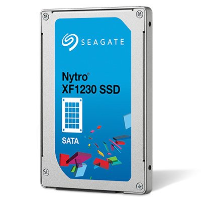Seagate Nytro 960 GB Internal Solid State Drive - 2.5'' - XF1230-1A0960
