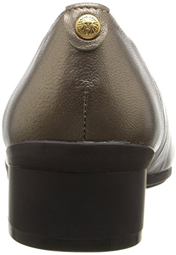 Mocassino Slip-on In Pelle Daneen Da Donna Anne Klein