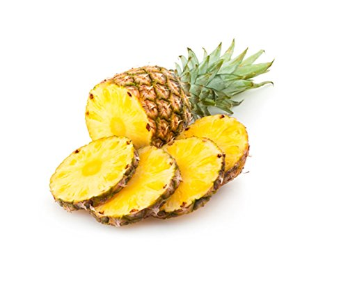 Hot sale! 100pcs Pineapple Seeds Sweet Juicy Delicious Fruit Seeds Rare Exotic Bonsai Potted Gift Plant Decoration Home Garden