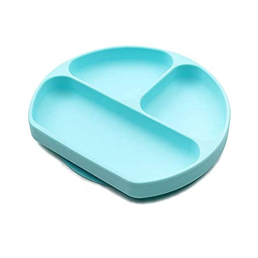 Placas de silicona divididas para niños pequeños - Fácil de ...