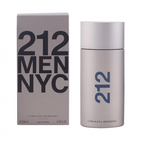 (Carolina Herrera 212 NYC EDT Spray 200ml/6.75oz)