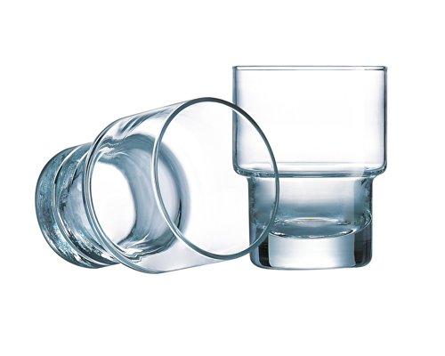 Arc International Luminarc Bergen OTR Dof Glass, 10.5-Ounce, Set of (Dof Set)