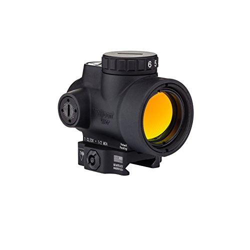 Trijicon Mro Green Dot (Miniature Rifle Optic) 1×25 Mro 2.0 MOA Adj Green Dot; AC32082 – MRO-C-2200032# MRO-C-2200032 – Mro Green Dot (Miniature Rifle Optic) Review