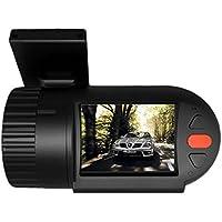 JADO D169S-AD Car Dash cam 1440p wide Angle Dashboard camera DVR Mini Hidden HD night vision Dash Camera front and rear Sensor with G-Sensor,Loop Recording