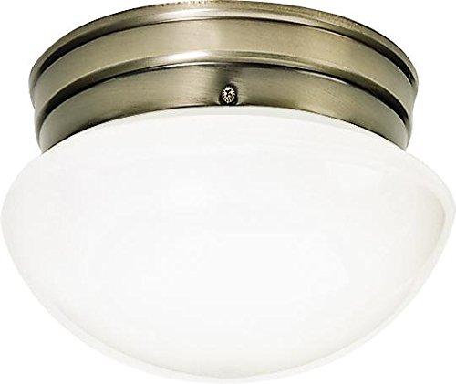 Glasses 921 (Nuvo Lighting SF77/921 One Light Mushroom)