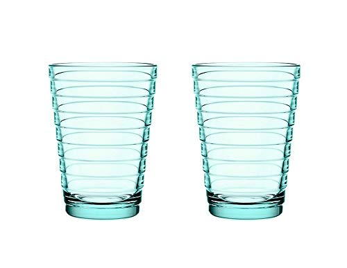 iittala (Iittala) Aino Aalto high water bowl 33cl green [pack of 2] (japan import)