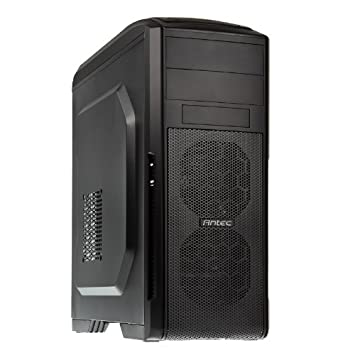 Amazon.com: Antec GX500 boîtier PC USB Noir: Computers ...