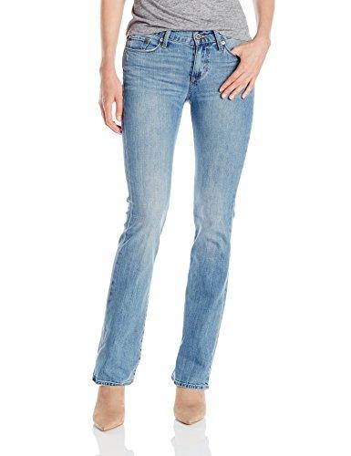 Lucky Brand Women's Sweet Bootcut Jean, Beech, 14/32 Regular by Lucky Brand