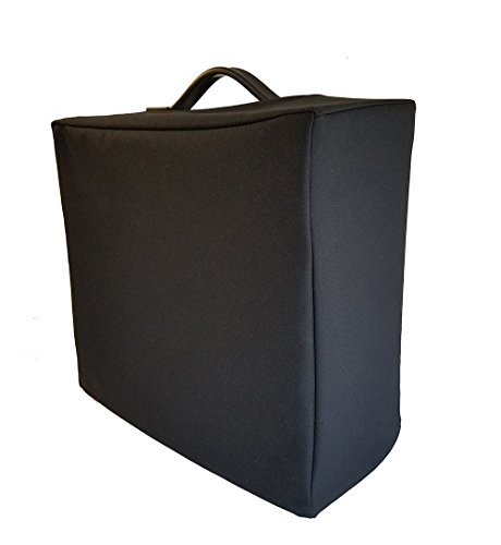 Orange Crush 35RT Guitar Amplifier Dust Cover by DCFY | Black Water-Proof Fabric by Dust Covers For You!