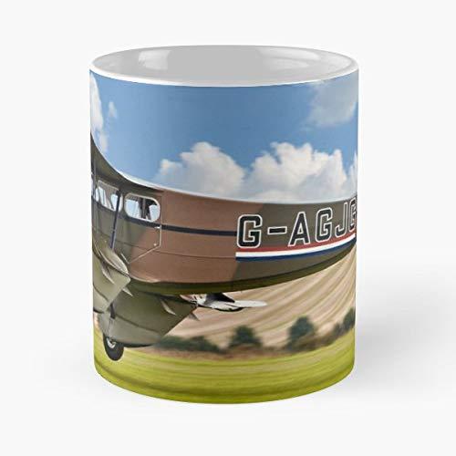 (De H - Morning Coffee Mug Ceramic Novelty Holiday)